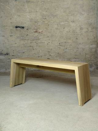 Benches</br> Whitewood</br> Various dimensions</br> €480,- ea.