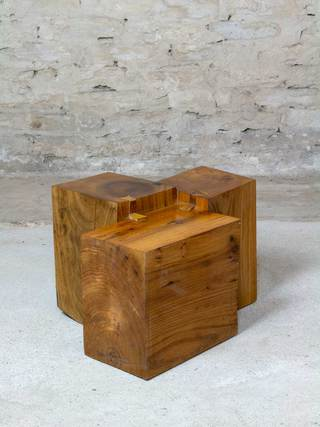 American Elm & Bay Laurel</br> 460x380x300</br> Sold Out